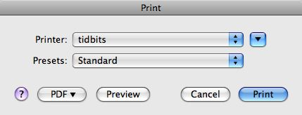 Macintosh print screen