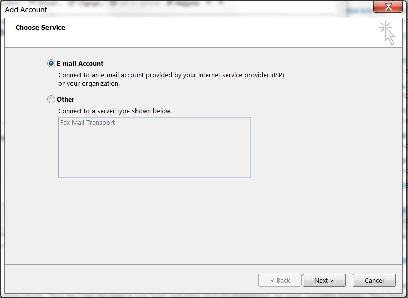 Screenshot 3 of Outlook 2013
