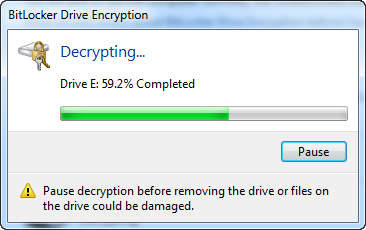 decryption processing