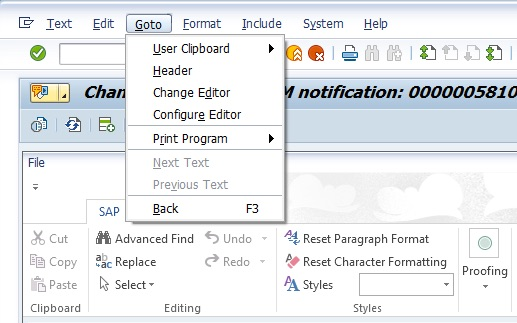 how to edit confluence change comment