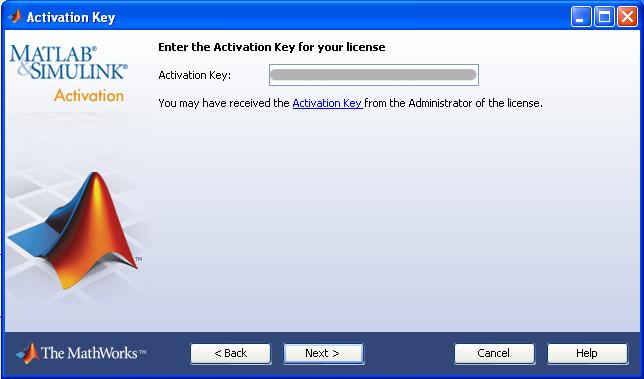 activation key matlab r2010a