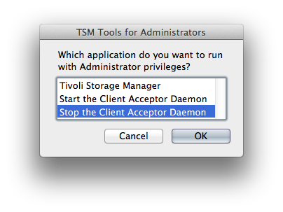 how to stop a program from running on mac
