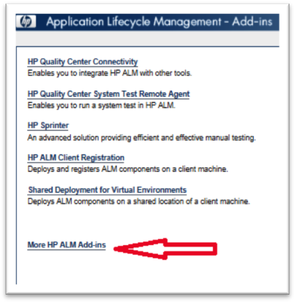 How can I use Application Lifecycle Management (ALM) without