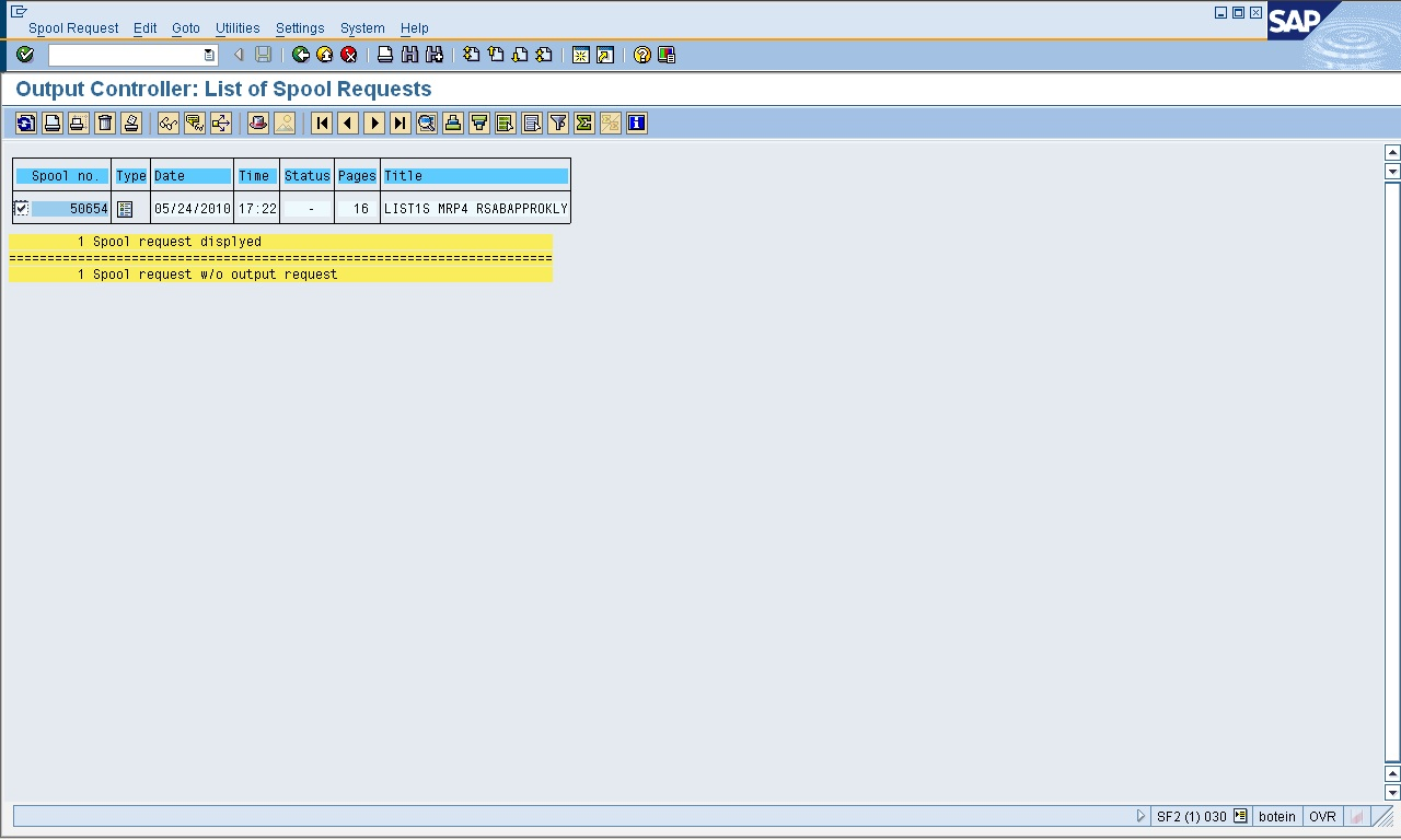 Save an SAP print spool as a local file - how can I