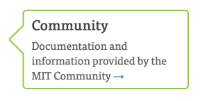 Community Contributions space label